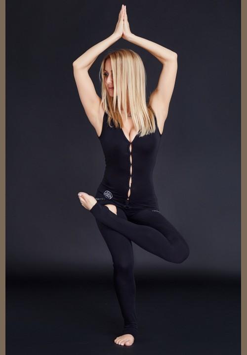 Топ для йоги и фитнеса #033